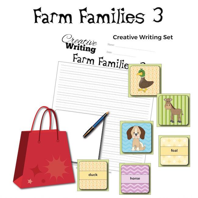 Farm Families Creative Writing