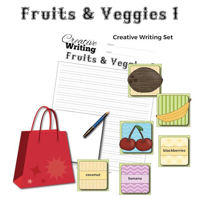 Fruits and Veggies Creative Writing