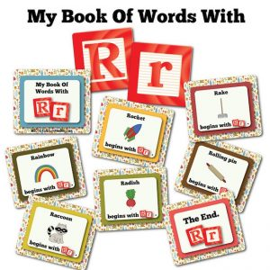 My Book Of Words with R