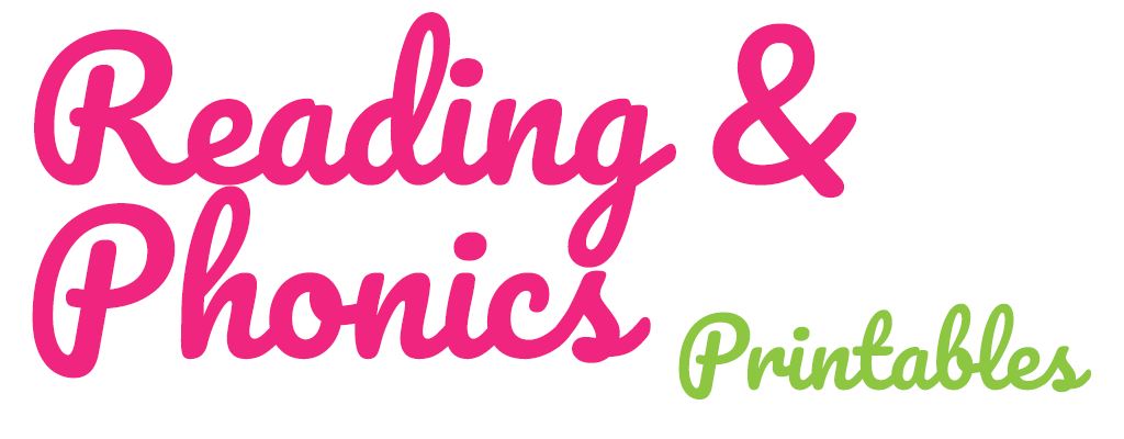 Reading and Phonics Printables