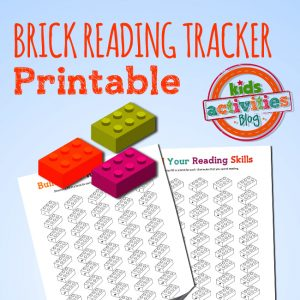 Brick Reading Tracker