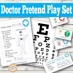 Doctor Pretend Play Set