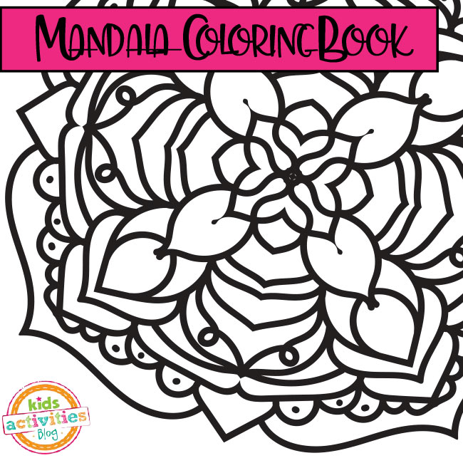 Mandala Coloring Book for Adults- Yearly Subscriber Premium