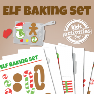 Elf Baking Set