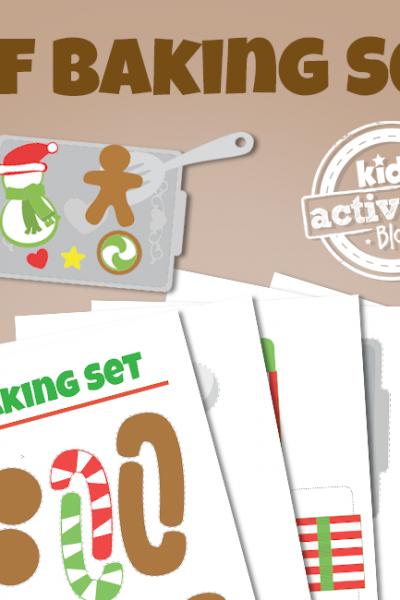 Elf Baking Set