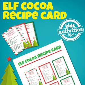 Elf on the Shelf Cocoa Recipe