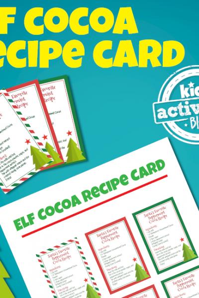 Elf on the Shelf Cocoa Recipe