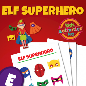 Elf Super Hero Costumes
