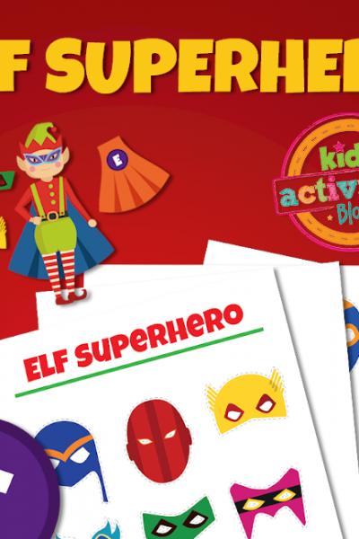 Elf Super Hero Costumes