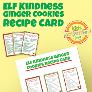 Elf on the Shelf: Elf Kindness Cookies