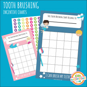 Tooth Brushing Incentive Chart