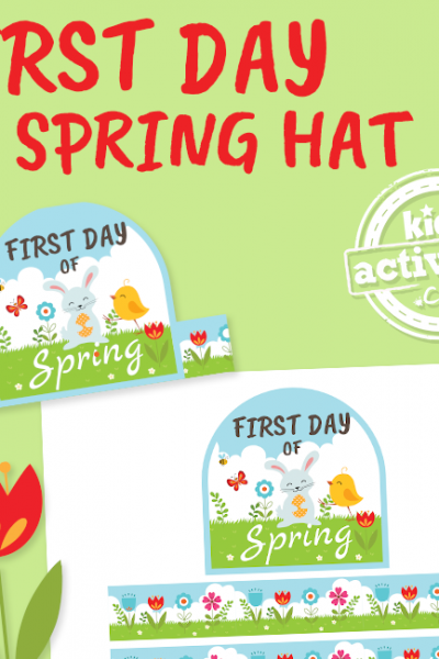 First Day of Spring Hat