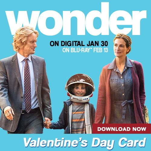 Wonder Printables - Valentine