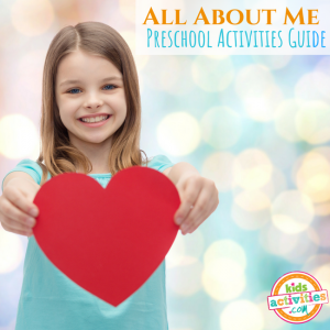 All About Me Preschool Activities Guide
