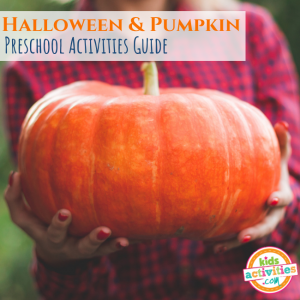 Pumpkin and Halloween Preschool Activities Guide