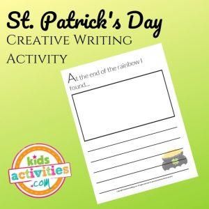 St. Patrick's Day Creative Writing Activity