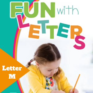 Fun with Letters - Letter M